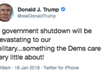 Op-ed: Whose To Blame for the Shut Down? -Christian Costa